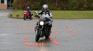 Sicherheitstraining Motorrad